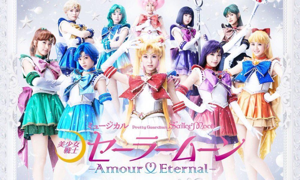 Nueva obra musical de Sailor Moon este otoño