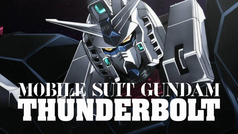 Gundam Thunderbolt revela diseños de Mechas y Personajes para la segunda temporada