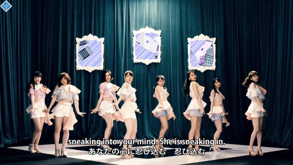 ANGERME - Majokko Megu-chan