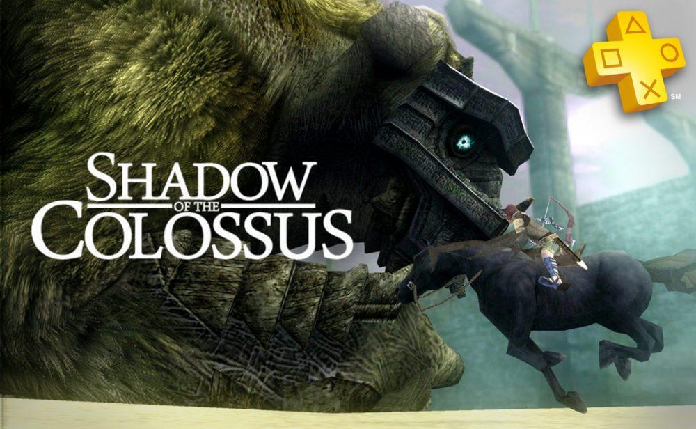 Remake de Shadow of the Colossus para PS4